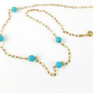 Vintage 12K GF Artisan Necklace